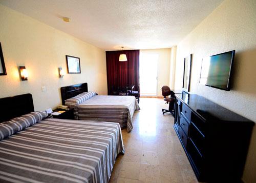 Amarea Hotel Acapulco standard-room